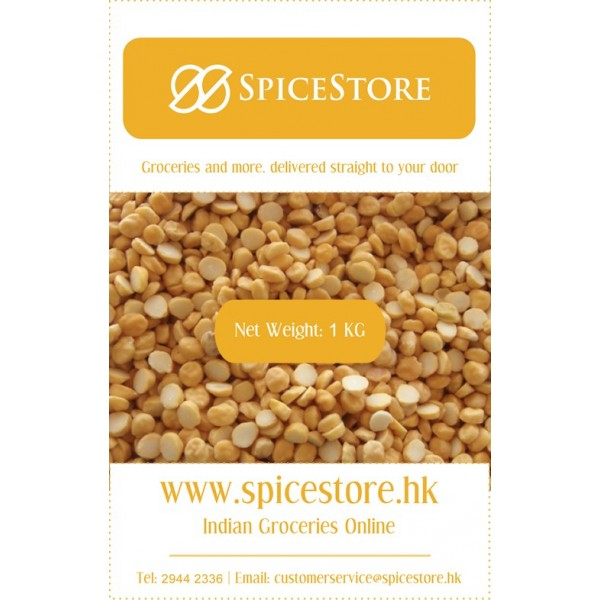 Daal Chana (Split Chickpeas)