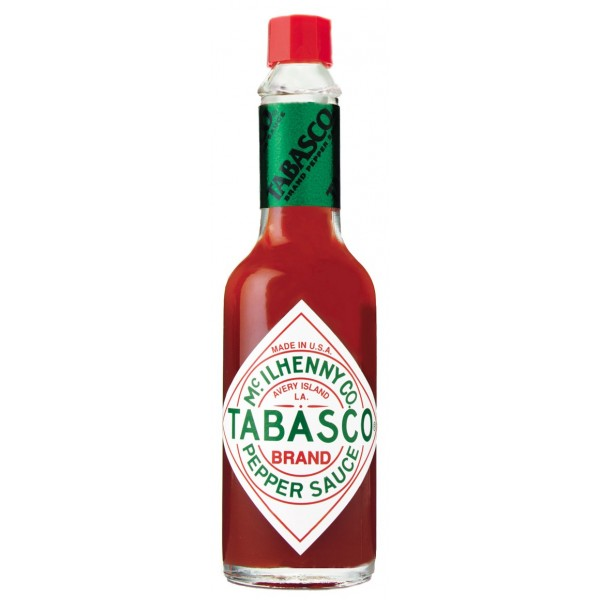 Tabasco Pepper Sauce, 60ml