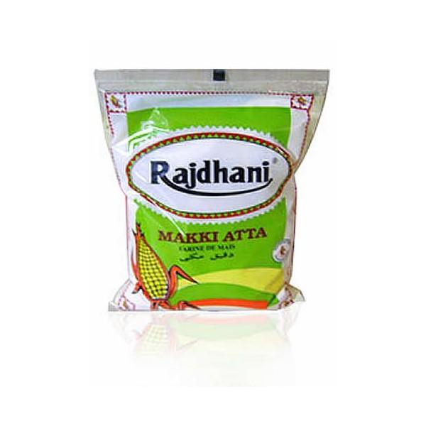 Rajdhani Makki Atta (Maize Flour) - 1KG