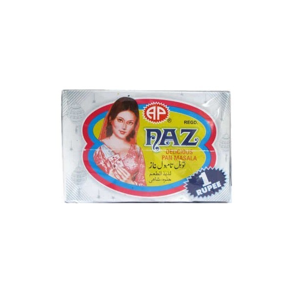 Naz Pan Masala - 1 Box