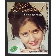 Herbal Blue Black Henna