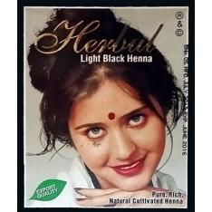 Herbal Light Black Henna (印度海娜粉)
