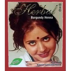 Herbal Burgundy Henna