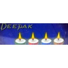 Diya Bati Candles (10 Pieces)