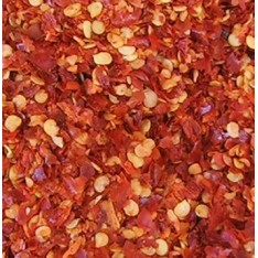Red Chilli, Crushed