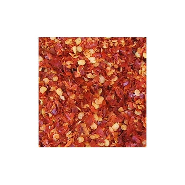 Red Chilli Crushed