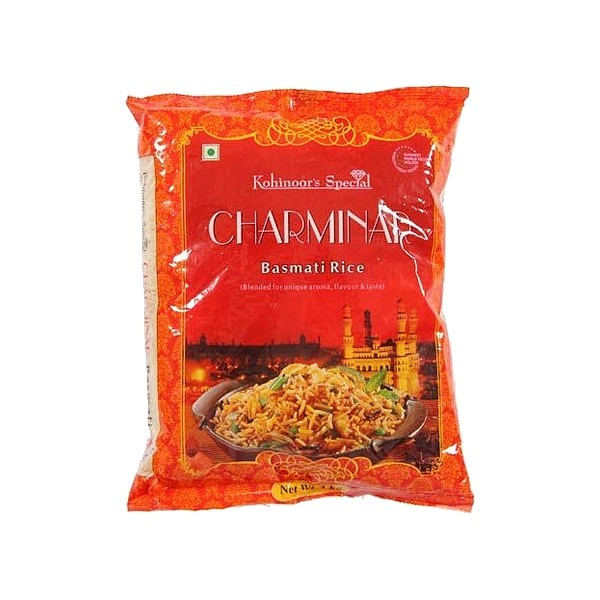 Kohinoor Charminar Basmati Rice - 1KG