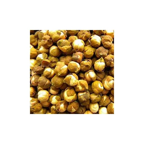 Roasted Chana (roasted chickpeas) - 100g