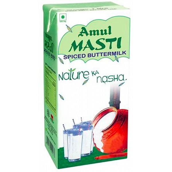 Amul Spiced Buttermilk, 200ml