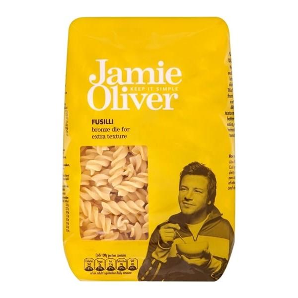 Jamie Oliver Fusilli - 500g