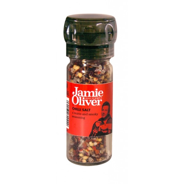 Jamie Oliver Smoked Chilli Salt