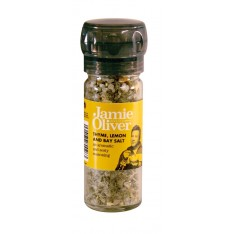 Jamie Oliver Thyme, Lemon and Bay Salt