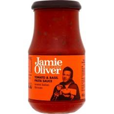 Jamie Oliver Tomato & Basil Pasta Sauce