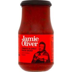 jamie oliver tomato chilli pasta sauce spice store. Black Bedroom Furniture Sets. Home Design Ideas