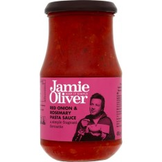 Jamie Oliver Red Onion & Rosemary Pasta Sauce