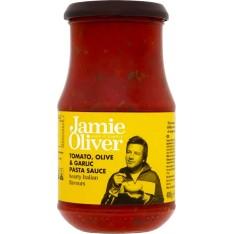Jamie Oliver Tomato, Olive & Garlic Pasta Sauce