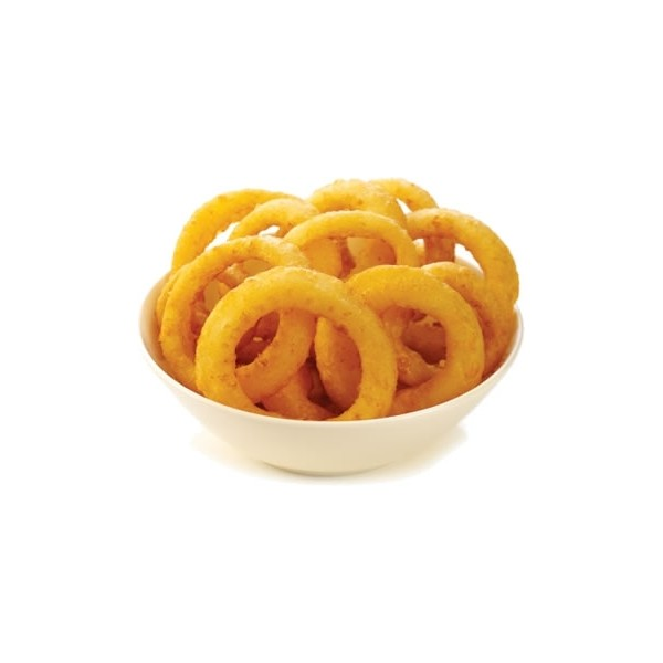 McCain Breaded Onion Rings, 2.5lb