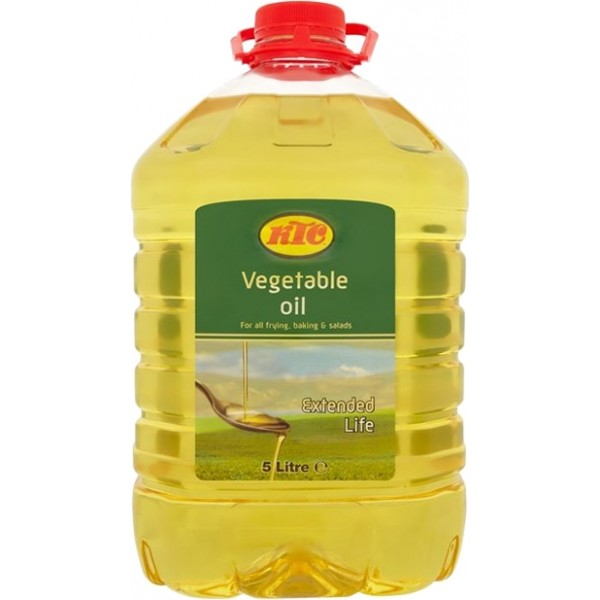 KTC Vegetable Oil - 5L