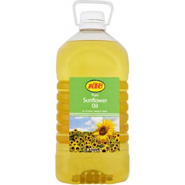 KTC Sunflower Oil - 5L