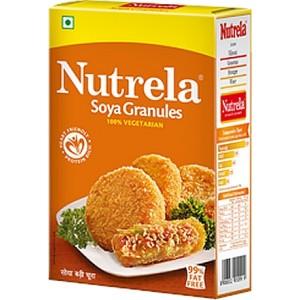 Nutrela Soya Granules Spice Store