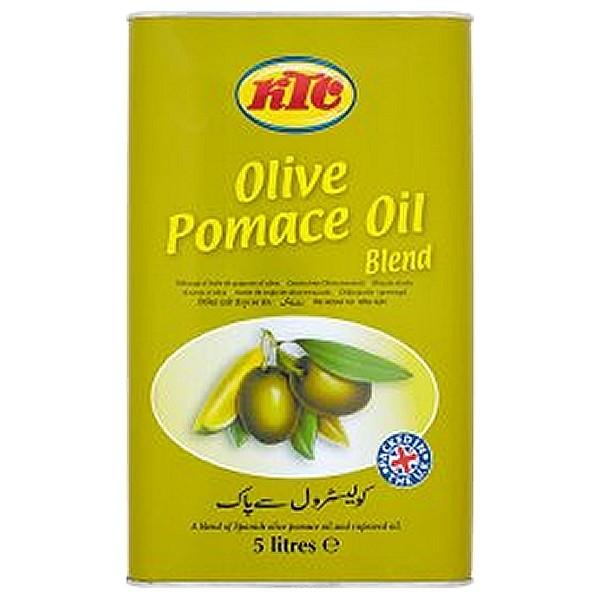 KTC Blended Olive Pomace Oil - 5L