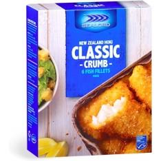 Sealord Classic Crumb Hoki Fillet