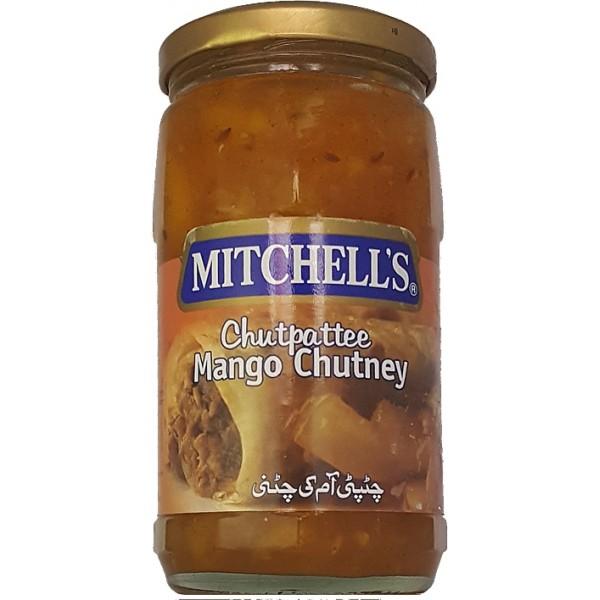 Mitchell's Mango Chutney