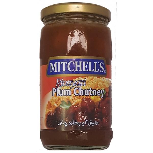 Mitchell's Plum Chutney
