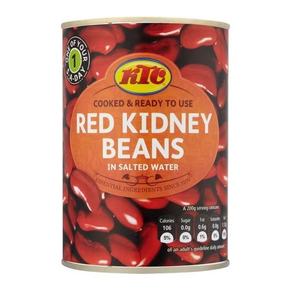 KTC Red Kidney Beans - 400g