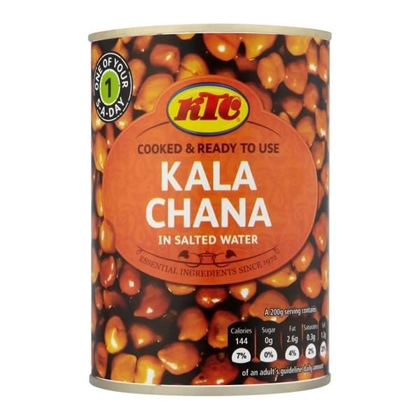 KTC Kala Chana - 400g