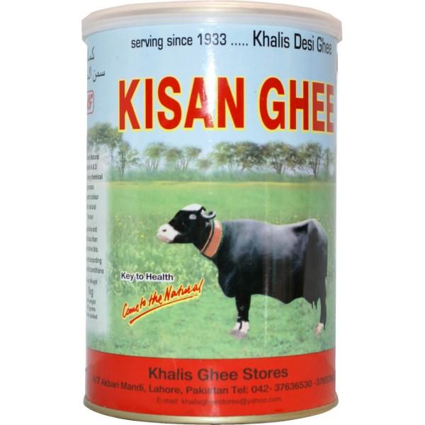 Kisan Desi Ghee 1KG