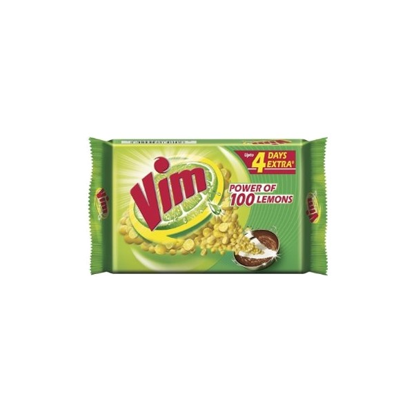Vim Lemon Dish Wash Bar