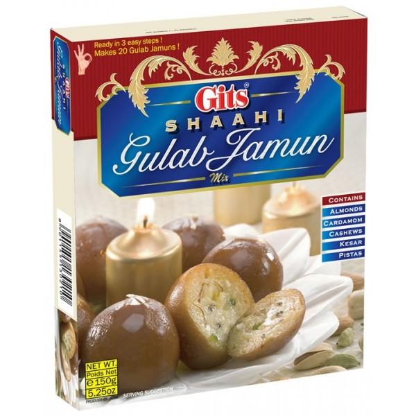 Gits Shaahi Gulab Jamun