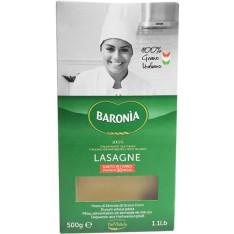 Baronia Lasagne Semola