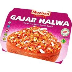 Mezban Gajar Halwa