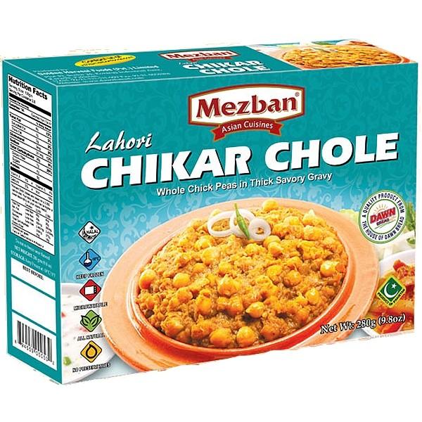 Mezban Lahori Chikar Chole