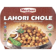 Mezban Lahori Cholay