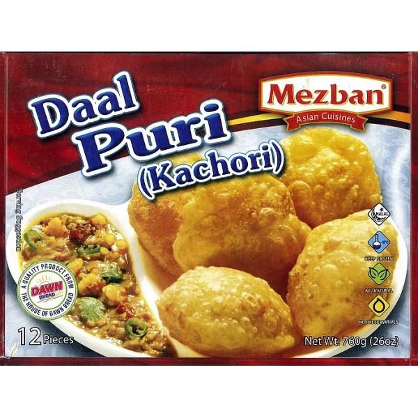 Mezban Daal Puri