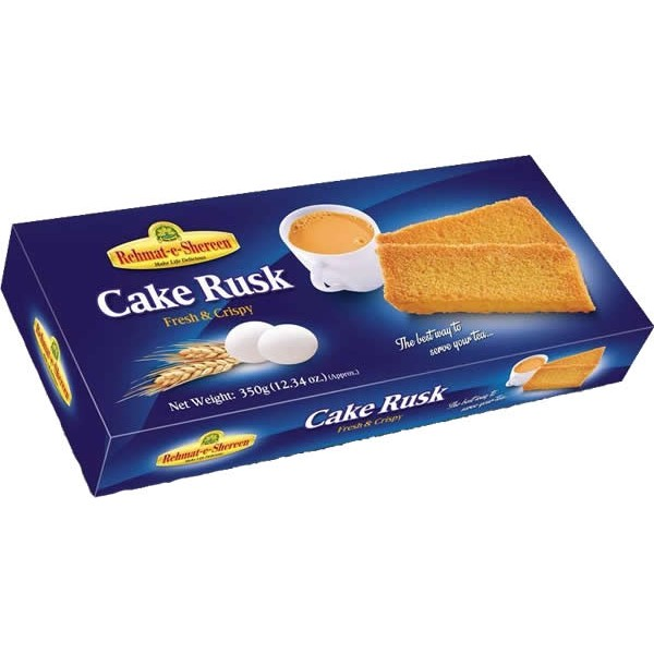 Cake Rusk - 350g