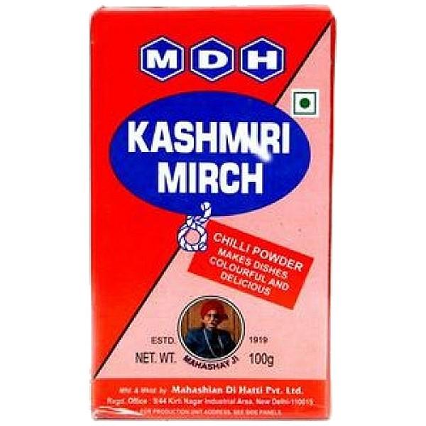 MDH Kashmiri Mirch (Red Chilli Powder)