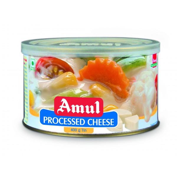 Amul Cheddar Cheese 400g