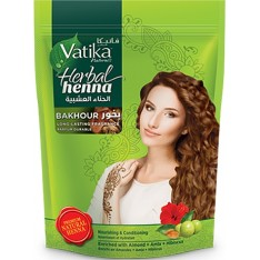 Vatika Bakhour Herbal Henna