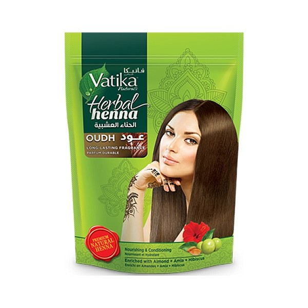 Vatika Oudh Herbal Henna