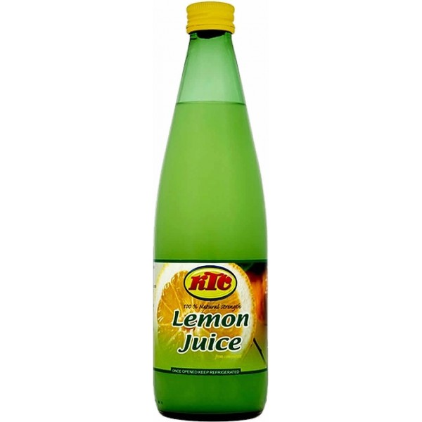 KTC Lemon Juice 500ml