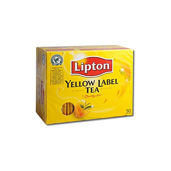 Lipton Yellow Label, 120 Tea Bags