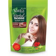 Vatika Sandalwood & Rose Herbal Henna