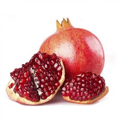 Large Pomegranate (Anar) - 1pc