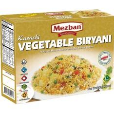 Mezban Karachi Vegetable Biryani