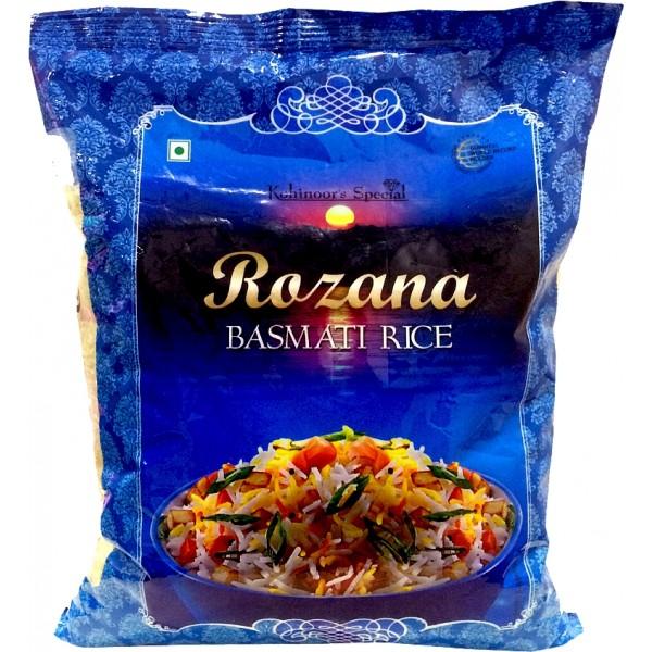 Kohinoor Rozana Basmati Rice 5KG
