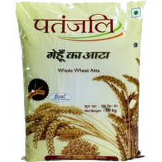 Patanjali Whole Wheat Flour 5KG